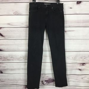 Joe's Jeans Black Straight Leg